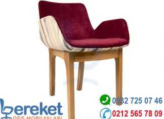 Kumaş cafe koltuk modelleri