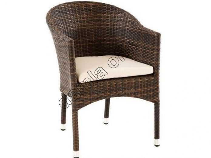Lobi rattan bahçe sandalyesi, rattan sandalye, bahçe sandalyeleri, bahçe sandalyesi.