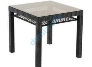 Rattan bahçe masası, bahçe masası modelleri, ucuz rattan masa.