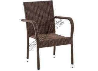 Rattan bahçe sandalyesi, rattan sandalye, bahçe sandalyeleri.