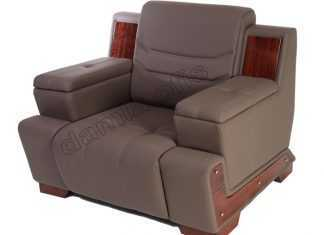 Tekli otel kanepeleri